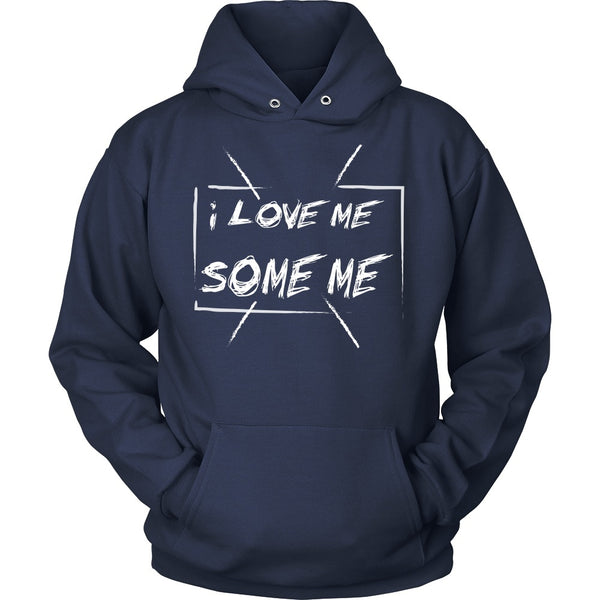 T-shirt - I Love Me Some Me (B) - Front Design