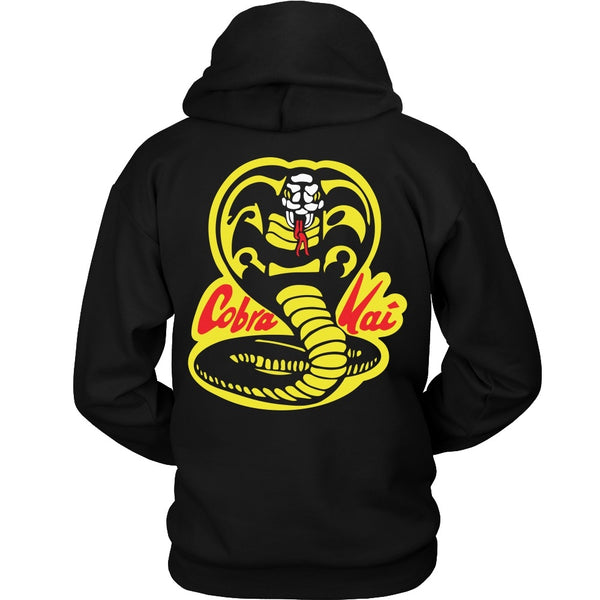 T-shirt - Karate Kid  - Cobra Kai Shirt - Back Design