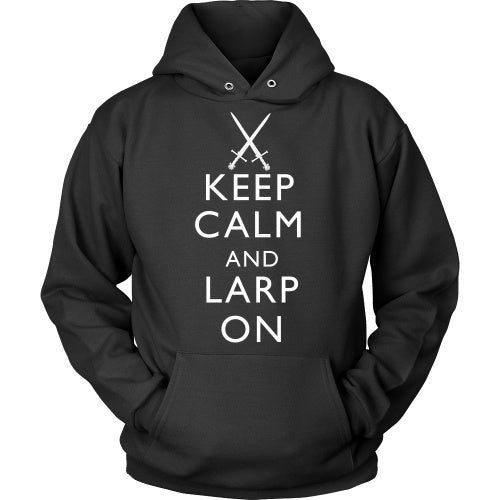 T-shirt - Keep Calm And Larp On