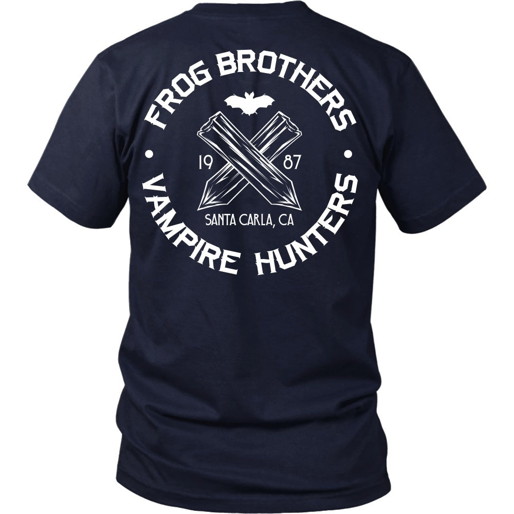 T-shirt - Lost Boys - Frog Brothers - Back Design
