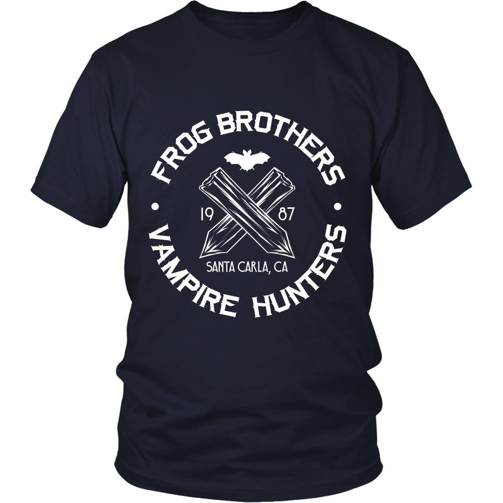 T-shirt - Lost Boys - Frog Brothers - Front Design - DDA