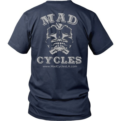 T-shirt - Mad Cycles Tee