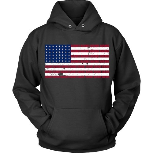 T-shirt - Marine Flag