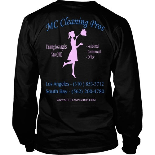 T-shirt - MC Cleaning Pros
