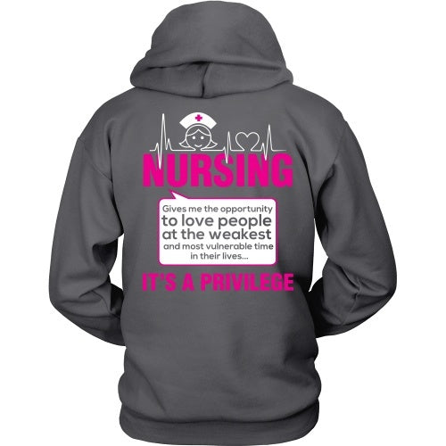 T-shirt - Nursing Is A Privelege Tee