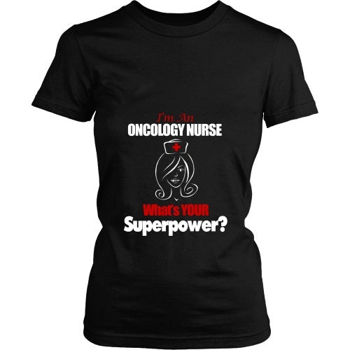 T-shirt - Oncology Nurse Tee