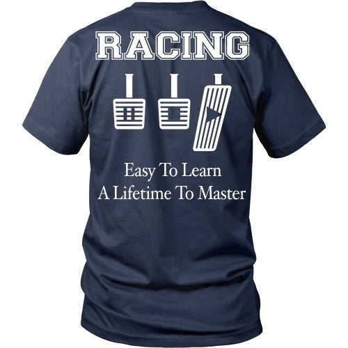 T-shirt - Racing Pedals Tee