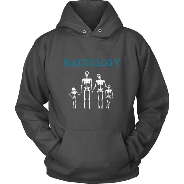 T-shirt - Radiology Family Shirt - Front