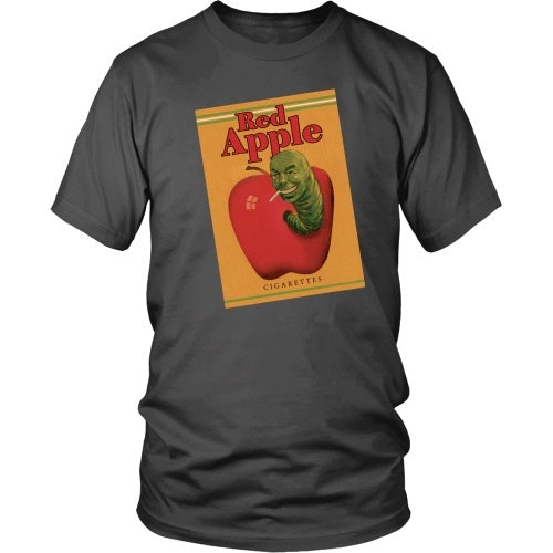 T-shirt - Red Apple Cigarettes Tee - Front