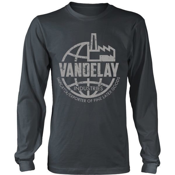 T-shirt - Seinfeld - Vandelay Industries Tee - Front Design