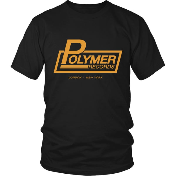 T-shirt - Spinal Tap - Polymer Records - Front Design