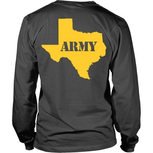T-shirt - Texas Army Tee