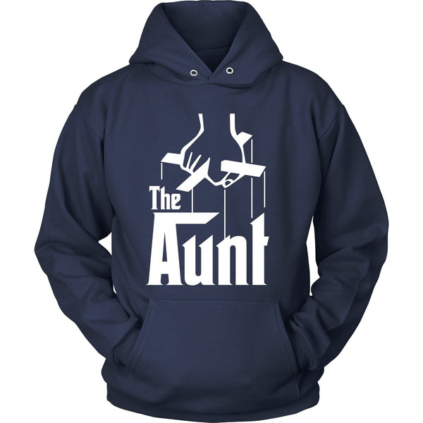 T-shirt - The Aunt - Godfather Inspired - Front Design