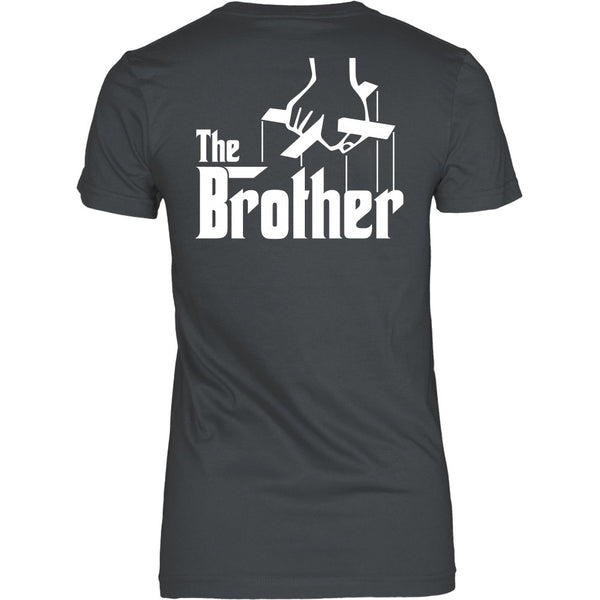T-shirt - The Brother - Godfather Inspired - Back Design