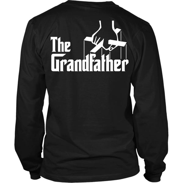 T-shirt - The Grandfather - Godfather Inspired - Back Design