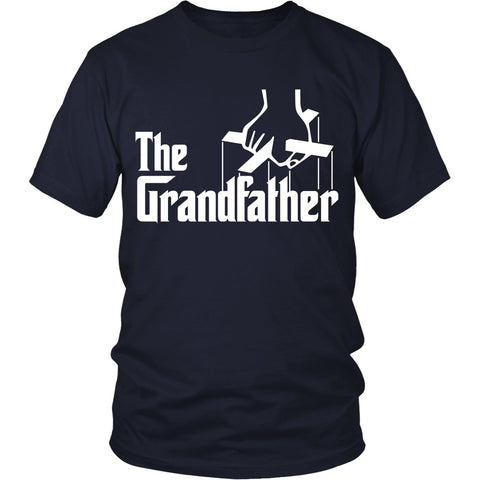 T-shirt - The Grandfather - Godfather Inspired - Front Design