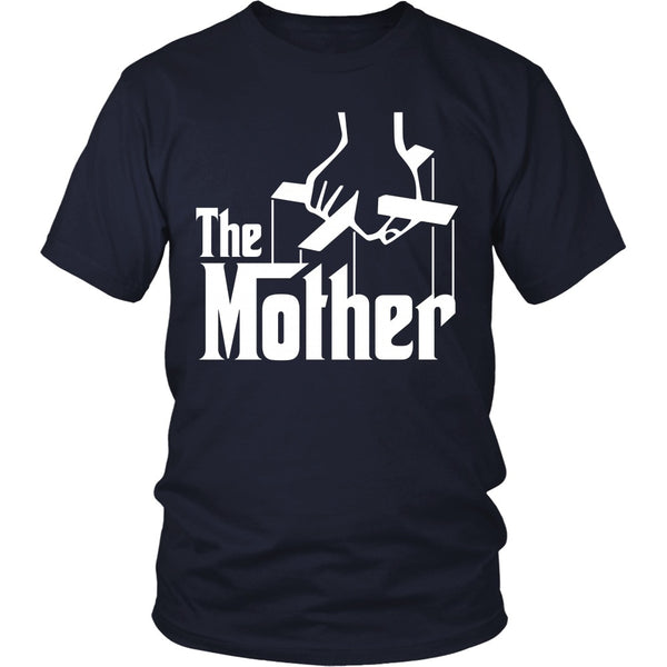 T-shirt - The Mother - Godfather Inspired - Front Design