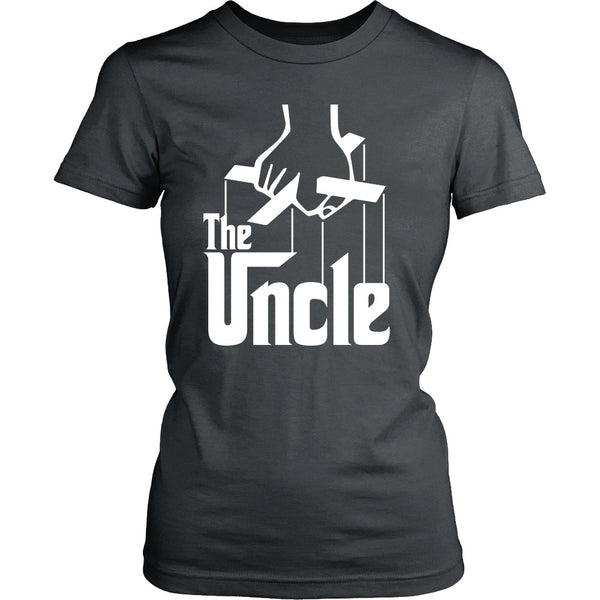 T-shirt - The Uncle - Godfather Inspired - Front Design