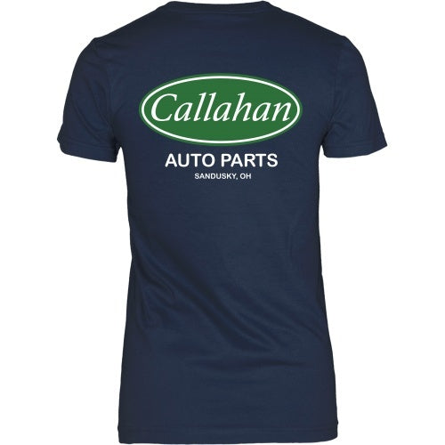 T-shirt - Tommy Boy - Callahan Brake Pads - Back Design