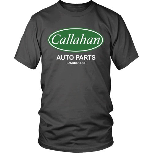 T-shirt - Tommy Boy - Callahan Brake Pads - Front Design