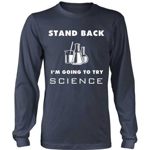 T-shirt - Try Science Tee