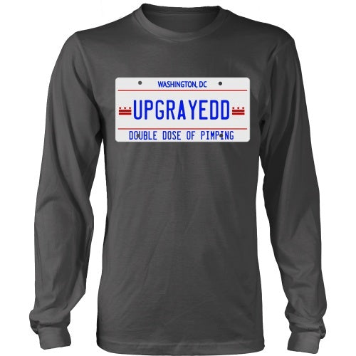 T-shirt - UPGRAYEDD