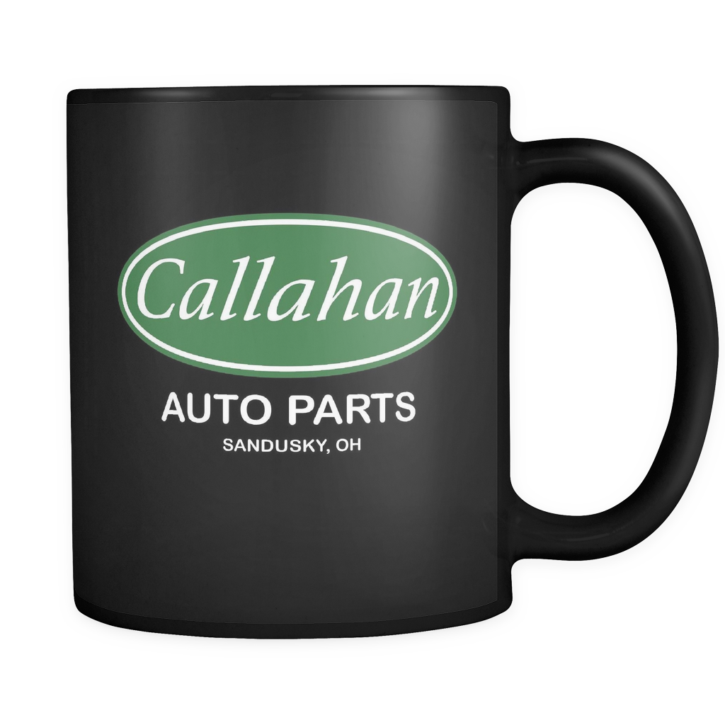 Tommy Boy - Callahan Brake Pads Mug