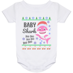 Ugly Christmas Onesie 24 Month - Baby Shark - 01 Pink