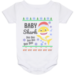 Ugly Christmas Onesie 24 Month - Baby Shark - 01 Yellow