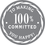 Image of 100% Commitment to You