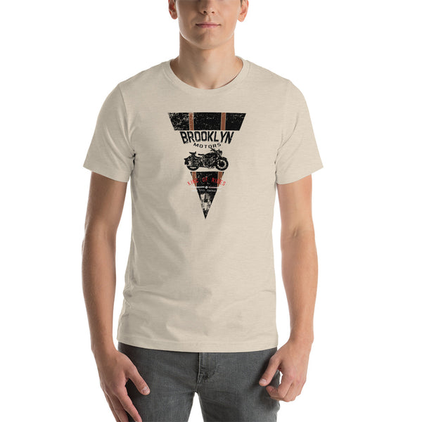 Brooklyn Motors Steel Riders T-Shirt