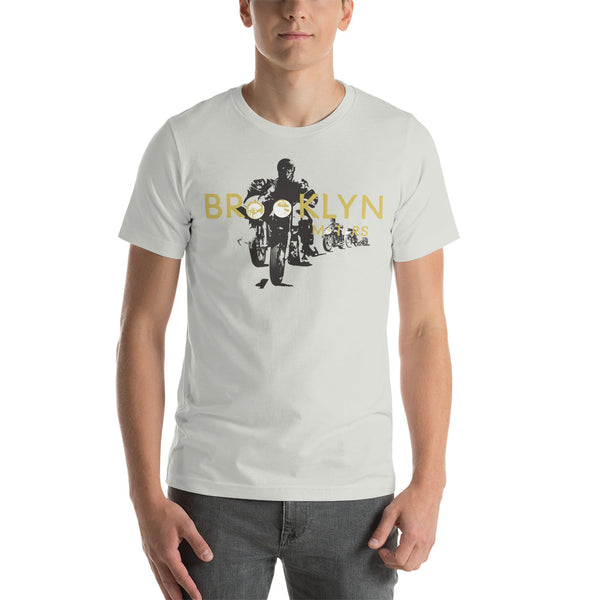 Brooklyn Motors Headlights T-Shirt