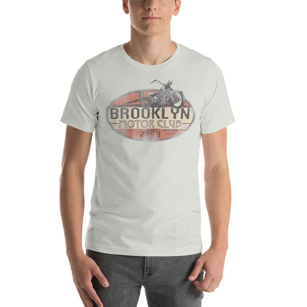 Brooklyn Motors Motor Club T-Shirt