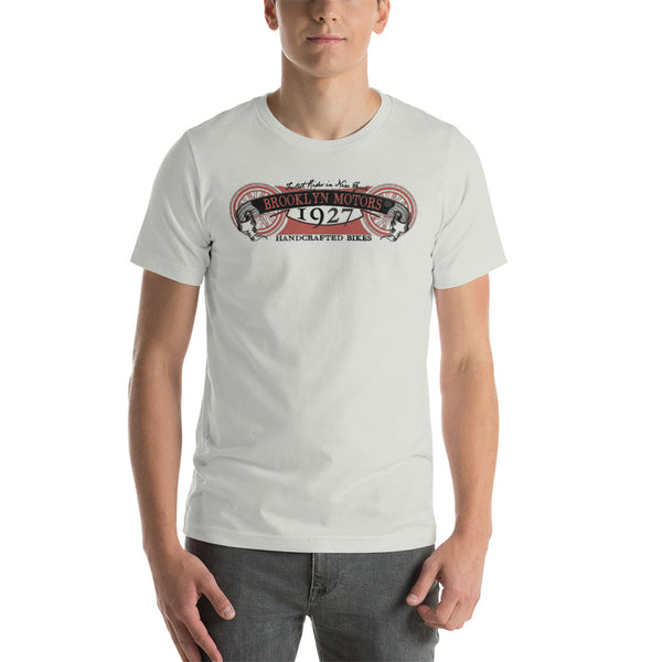 Brooklyn Motors handcrafted T-Shirt