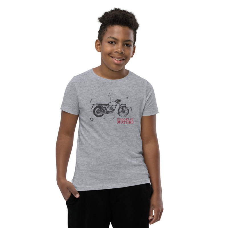 little brooklyn motors parts dept T-Shirt
