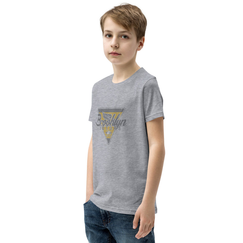 little brooklyn motors emblem T-Shirt