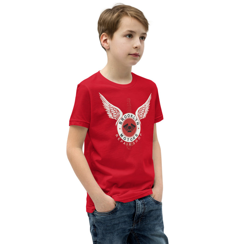 little brooklyn motors T-shirt