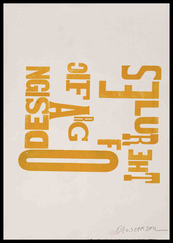 "Print 36/41. ""Rules of Grafic Design"" series"