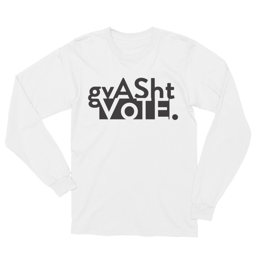 GVASHT_VOTE Unisex Long Sleeve T-Shirt