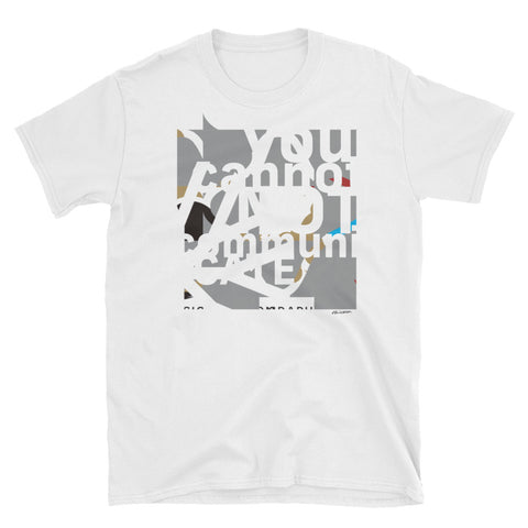 You Cannot Not Communicate t-shirt
