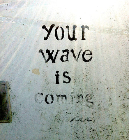 "foto ""your wave is coming""®"
