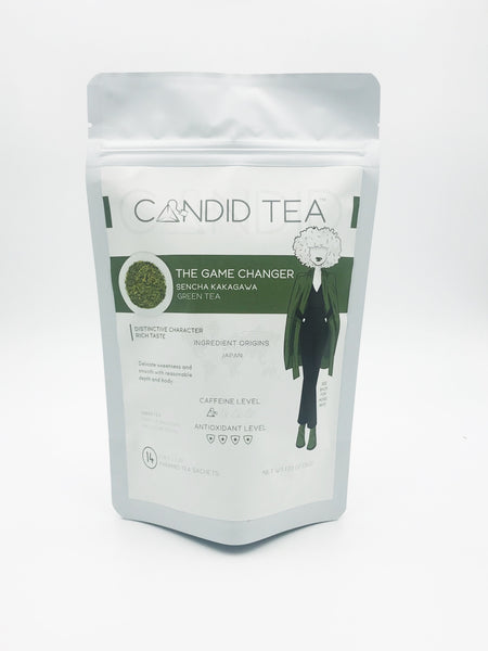 The Game Changer: Sencha Green Tea - Luxe Reserve
