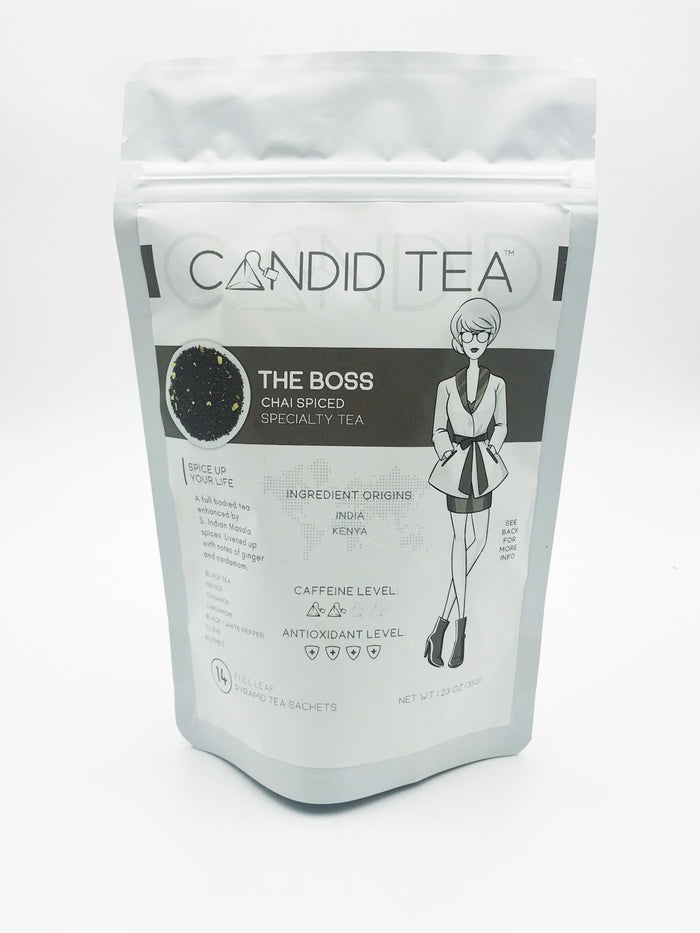 The Boss: Chai Spiced - Specialty Tea - Luxe Reserve