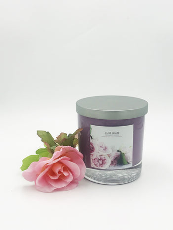 Luxe Tranquility Candle: Heavenly Places - Luxe Reserve