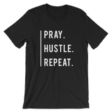 Pray Hustle Repeat - Luxe Reserve