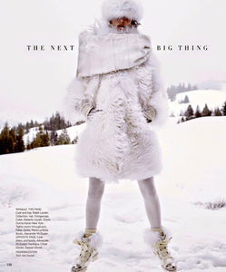Harper's Bazaar - The Coziest Coats