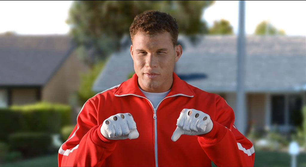 Blake Griffin Time Travels with Gaspar Gloves in KIA Commercial