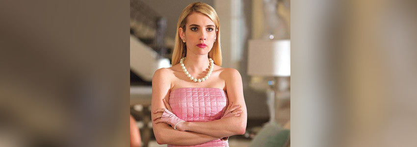 "Emma Roberts in ""Scream Queens"""