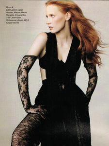 Jessica Chastain – Marie Claire – December 2012