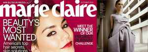 Marie Claire – October 2013
